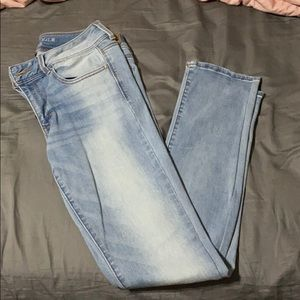 WORN ONCE American eagle jeans